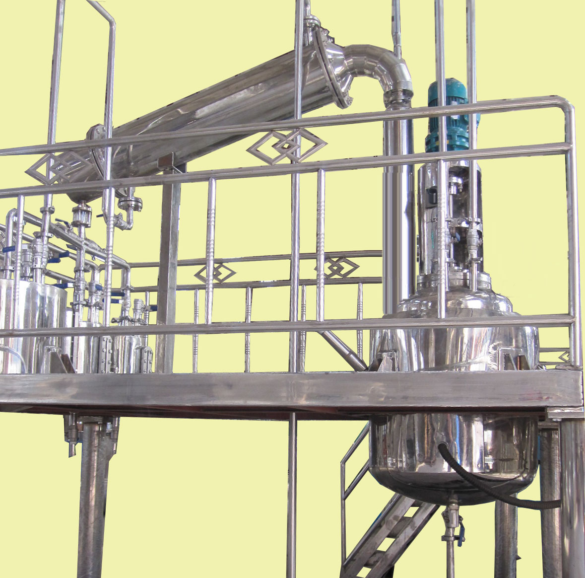 Reaction Vessel Chemical Reaction Vessel Stainless Steel
